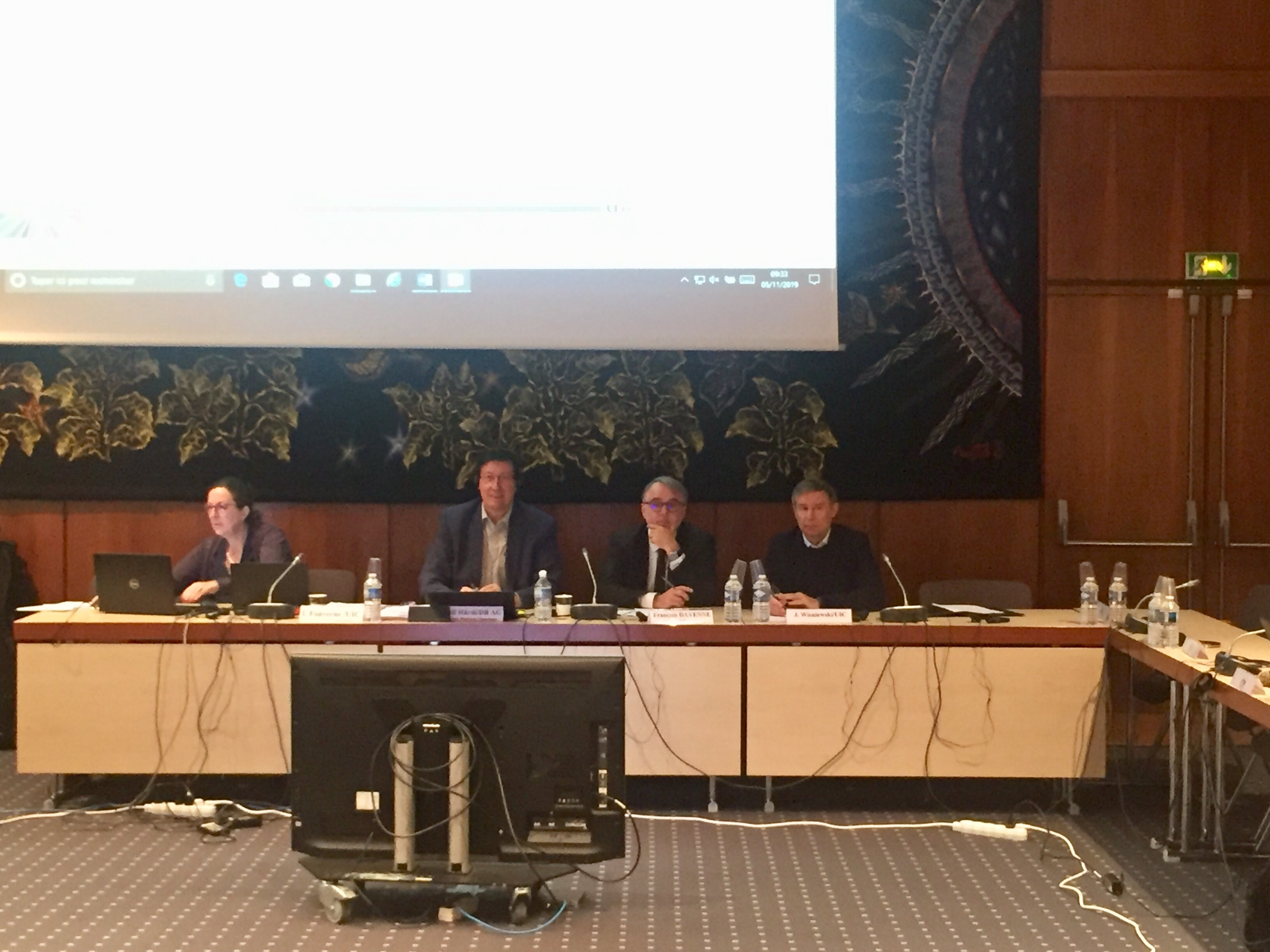Uic Fall 2020 Calendar.Uic Safety Platform Plenary Meeting Held On 5 November 2019